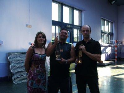 Les heureux gagnants de Mining 2011