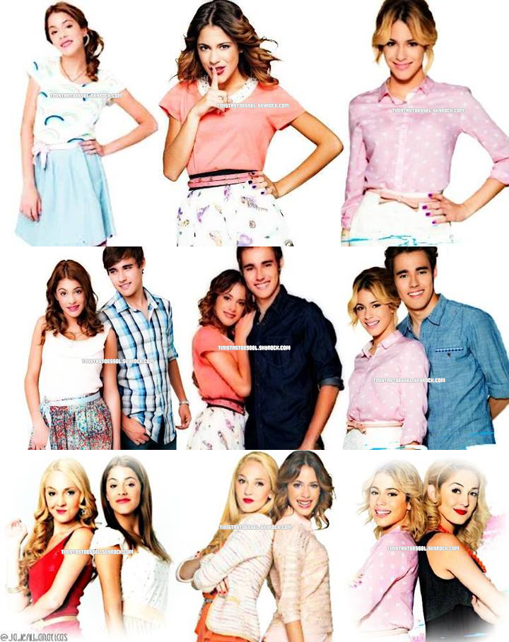 Articles de tinistastoessel tagg s violetta - Personnage violetta ...