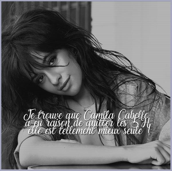 14 : Camila Cabello