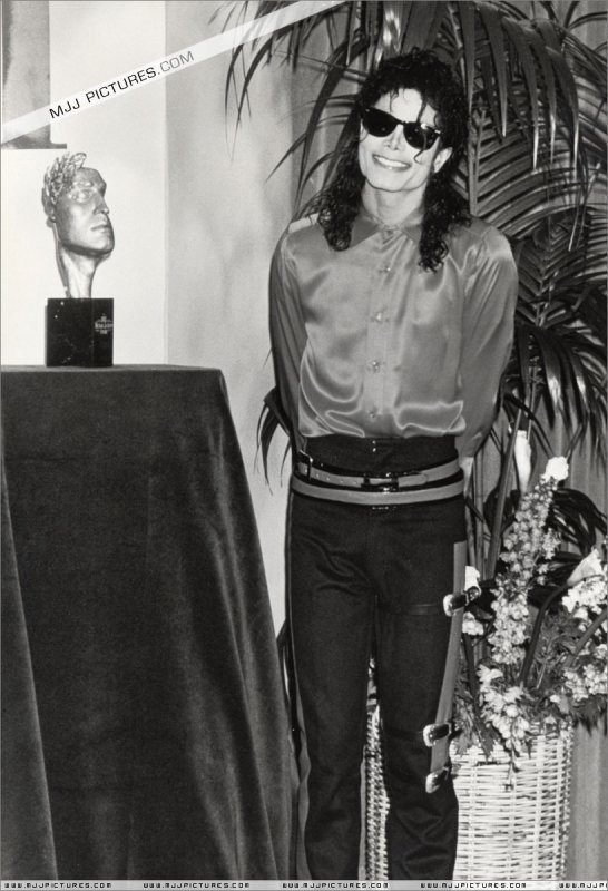 BMI Michael Jackson Award ( suite )
