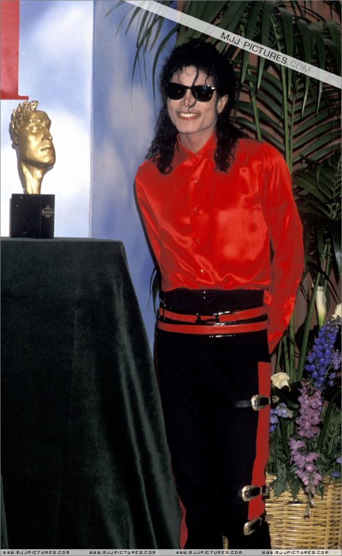 BMI Michael Jackson Award ( fin )