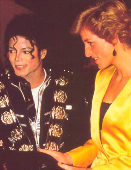 Meeting Princess Diana & Prince Charles-1988 ( fin )