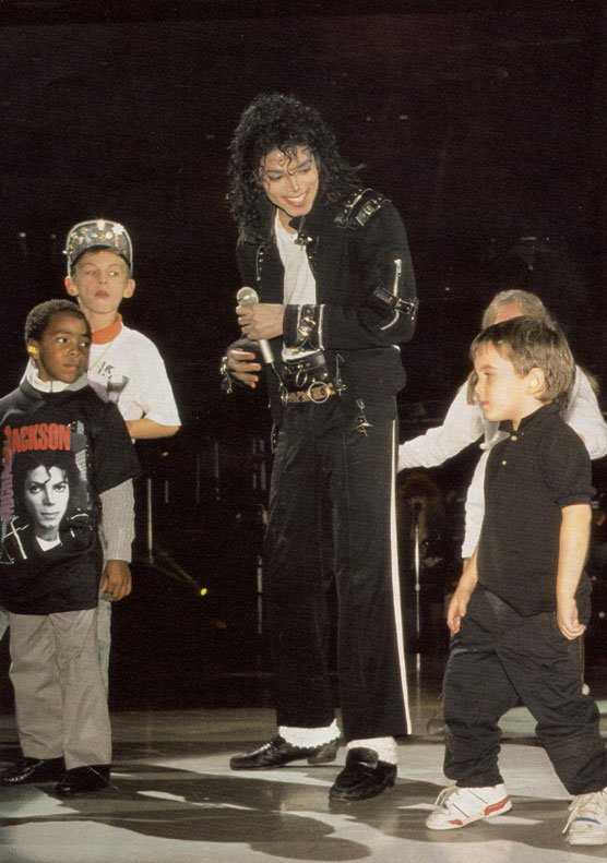 Bad - Bad Tour ( suite )