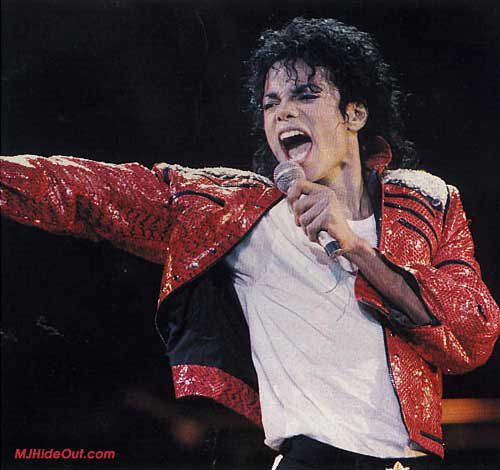 Beat It - Bad Tour