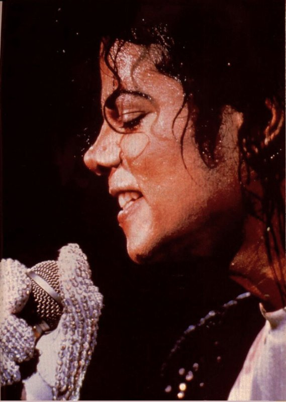 Billie Jean - Shake Your Body ( Down To The Ground ) - Bad Tour