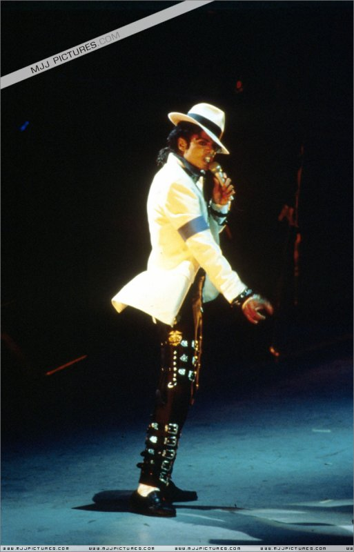 Smooth Criminal - Bad Tour