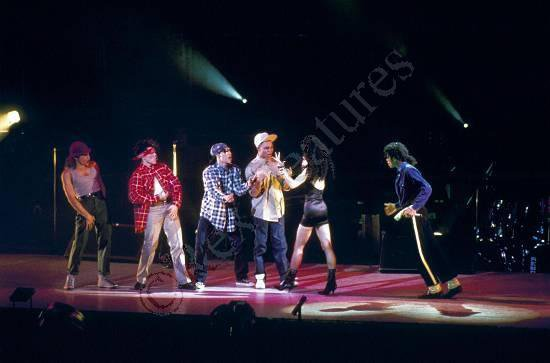 The Way You Make Me Feel - Bad Tour
