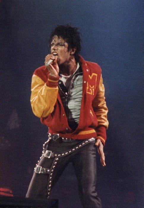 Thriller - Bad Tour