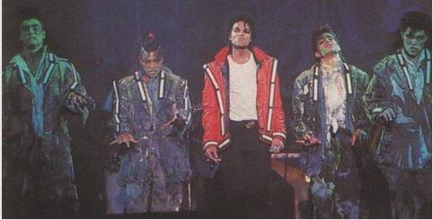 Thriller - Bad Tour