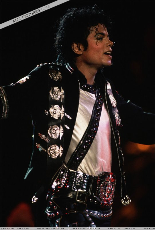Wanna Be Strartin' Somethin' - Bad Tour
