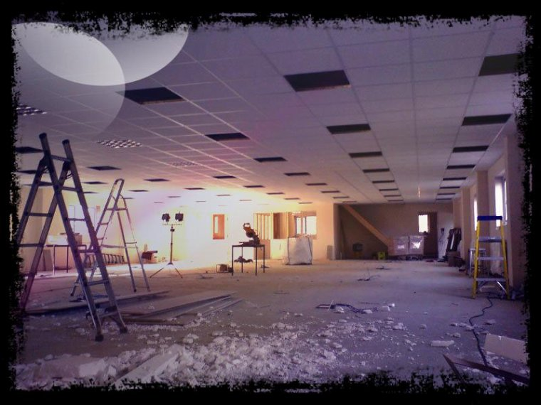 Dropped Ceiling Installations – Doing It the Intelligent Way