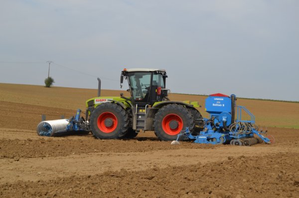 Claas Xérion 3800