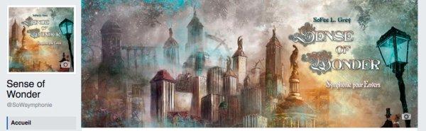 Retouvez Sense of Wonder, Symphonie pour Envers, sur Facebook