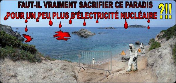 Tôt ou tard une centrale nucléaire pétera en France !