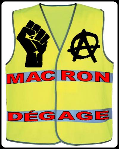 Acte 3 : Macron démissionne !