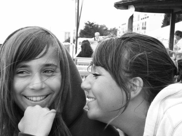 Ma grande soeur et  moiii <3