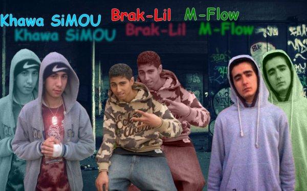 Khawa Simou Ft Bra9-lil & M-Flow