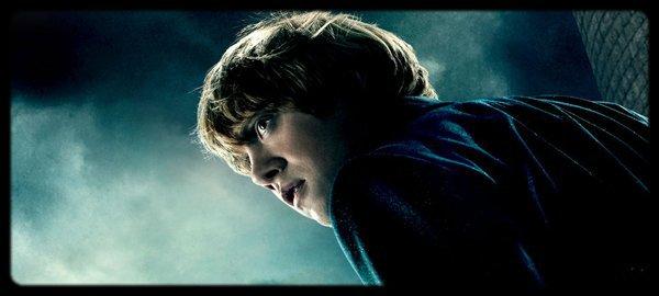 - Ronald Billius Weasley -