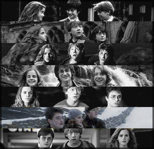 ~ Harry Potter et le prince de sang mélé.