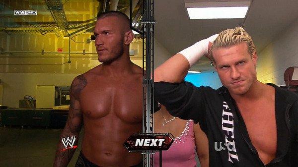 Randy Orton et Dolph Ziggler