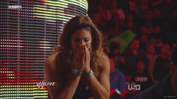 Zack Ryder, Eve Torres & John Cena
