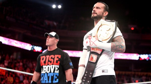 CM Punk & John Cena