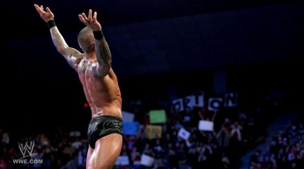 Randy Orton, Le plus beaux ♥♥ IS BACK