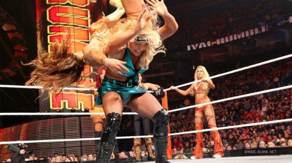 Tag Team Match Divas