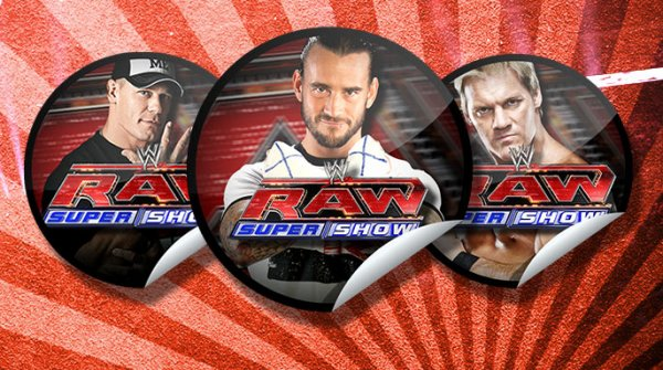 CM Punk, John Cena & Chris Jericho