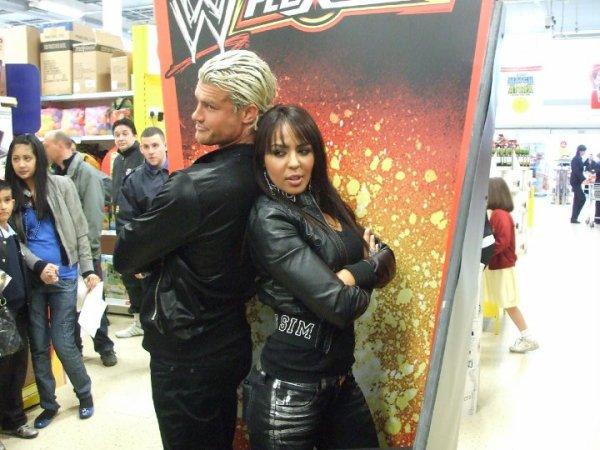 Layla & Dolph Ziggler