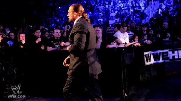 Undertaker is back