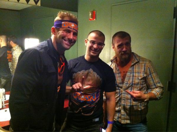 Zack Ryder & Daniel Bryan