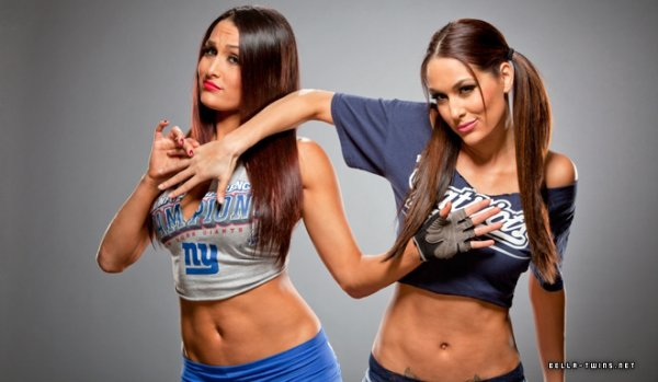 The Bellas Twins new photoshoot (2)