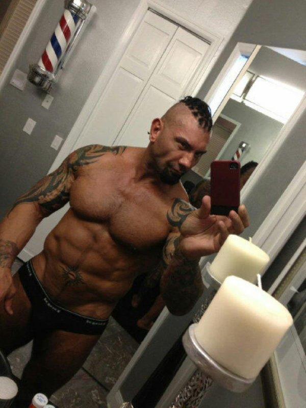 Nouvel look pour Batista