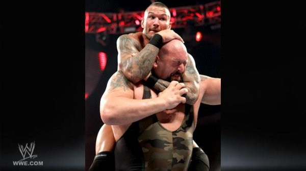 Randy Orton vs Big Show (terminer en no-contest)