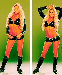 New photoshoot pour Kelly Kelly