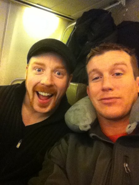 Sheamus & Ted Dibiase
