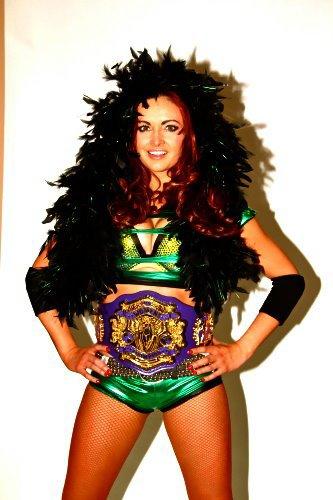Maria Kanellis FWE Women's Championne ♥♥
