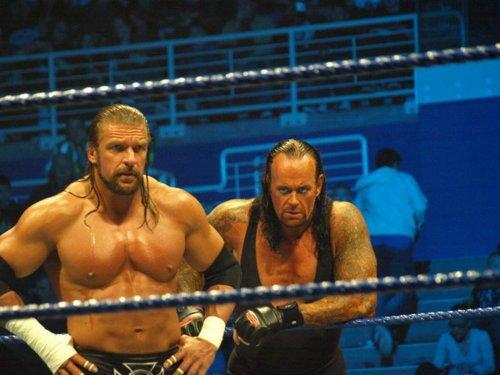 Triple H & Undertaker