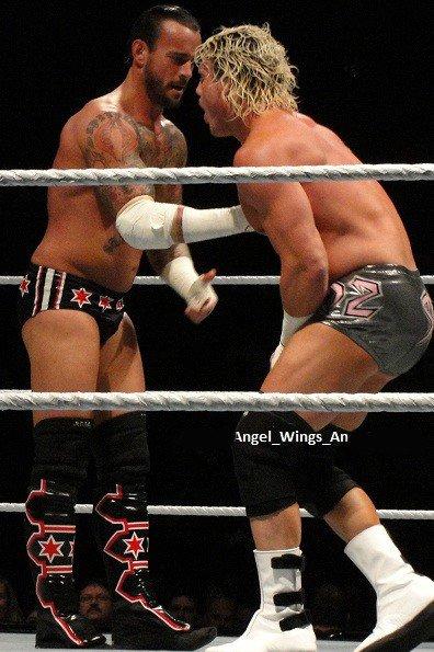 Dolph Ziggler & CM Punk