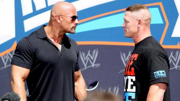John Cena & The Rock