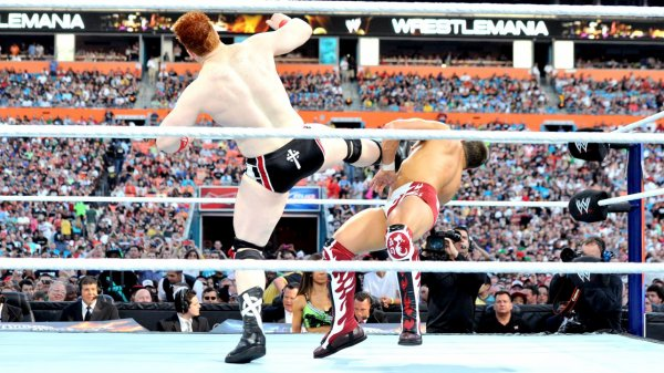 WrestleMania 28 : Sheamus bat Daniel Bryan