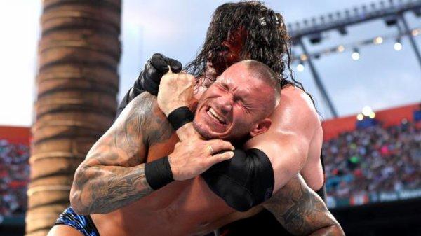 WrestleMania 28 : Kane bat Randy Orton