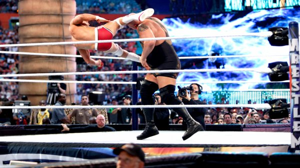 WrestleMania 28 : Big Show bat Cody Rhodes