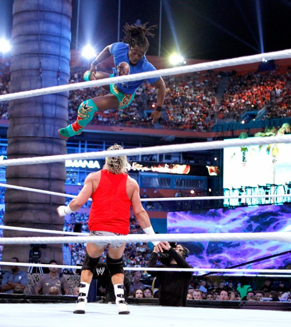 WrestleMania 28 : Team Laurinaitis bat Team Teddy
