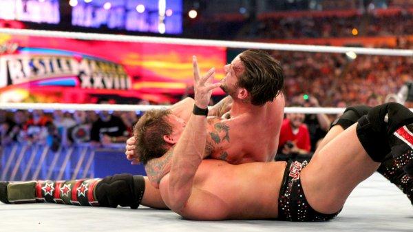 WrestleMania 28 : CM Punk bat Chris Jericho