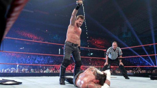 Extreme Rules 2012 : CM Punk bat Chris Jericho