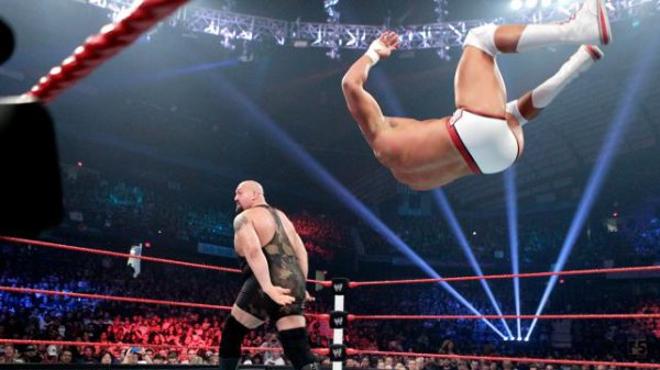 Extreme Rules 2012 : Cody Rhodes bat Big Show