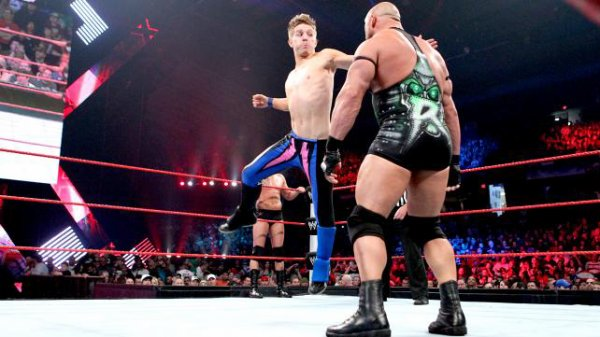 Extreme Rules 2012 : Ryback bat Aaron Relic & Jay Hatton