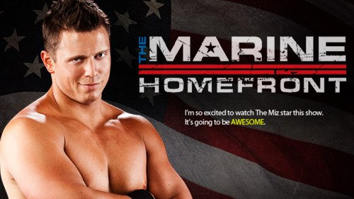 The Miz dans The Marine 3